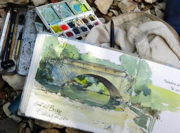 Кэти Джонсон: «Рисование всегда было для меня способом самовыражения»