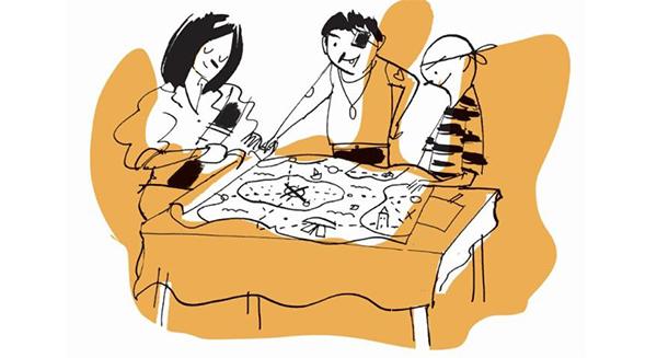 Йо-хо-хо и сундук эмоций: 5 занятий для авантюристов