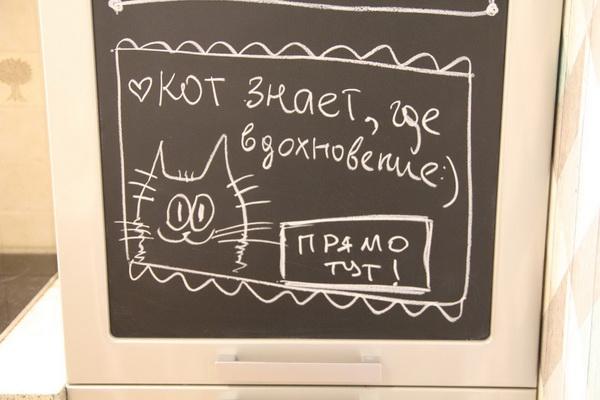 Коты — самый частый персонаж в моем творчестве:)