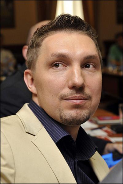 Дмитрий Мариничев, основатель и генеральный директор Radius Group