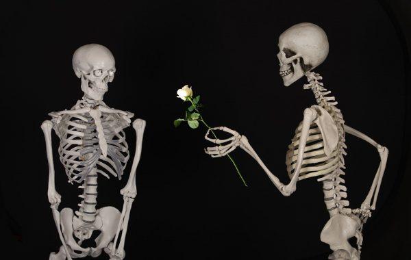 Любовь многое прощает, поэтому мы стараемся вначале влюбить в себя, а уже потом рассказать о своих скелетах в шкафу