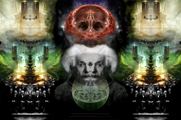 Эйнштейн и геометрия