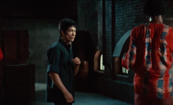 Брюс Ли мечтал играть разноплановые роли. Кадр из фильма «Путь Дракона»