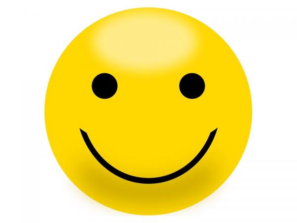 ложно, но возможно: пишите так, чтобы чувствовалась ваша улыбка.