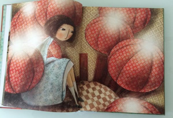 «Алиса», нарисованная итальянской художницей Мануэлой Адреани, очень напоминает прототип девочки из сказки — Алису Линдделл.