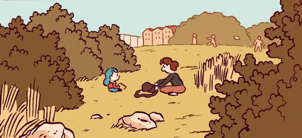 Будьте готовы, что пикник на природе подразумевает некоторый дискомфорт.