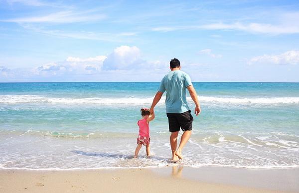 Для эмоционального развития детей важно, проводит ли отец с ними время