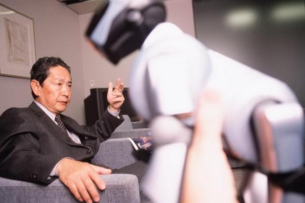 Нобуюки Идеи — исполнительный директор Sony