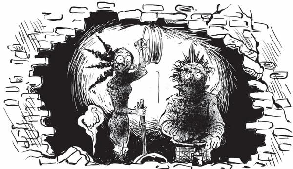 Подготовлено по материалам комикса «Невероятные приключения Лавлейс и Бэббиджа». (12+)