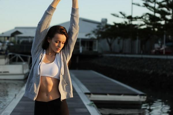 Утро — лучшее время для упражнений