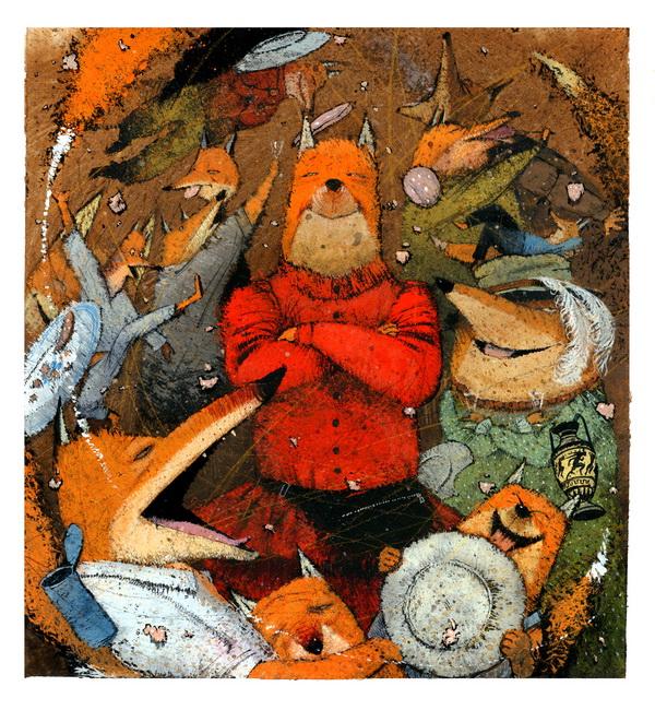 «Лиса и заяц» понравится взрослому читателю и запомнится детям.