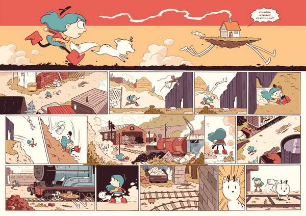 Новые комиксы: скандинавские приключения, путешествие к стратосфере и творческий детектив