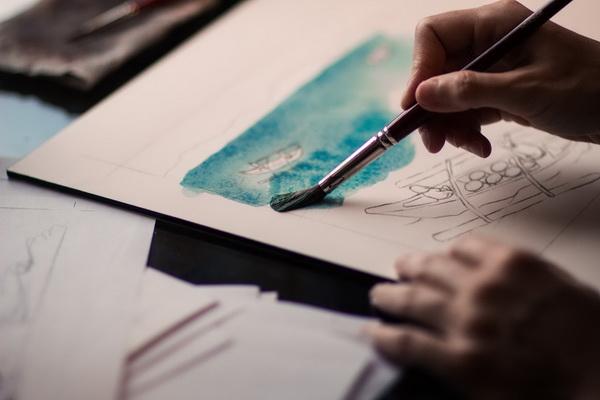Нарисуйте свою первую картину