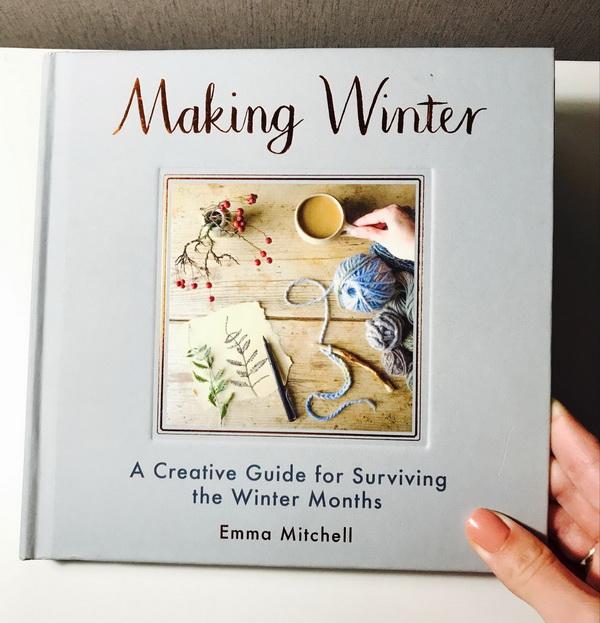 Как мы делали обложку нашей новой подарочной книги «Коротаем зиму»