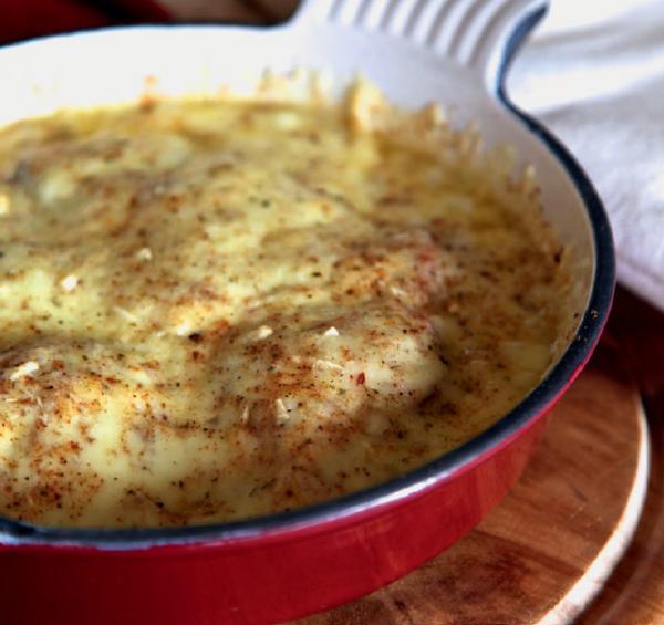 Сырный крут из Вале