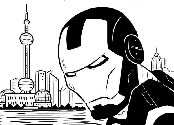 А в фильме «Железный человек 3» целый отрывок был показана только китайским зрителям — Тони Старка в нем оперируют в местной клинике.