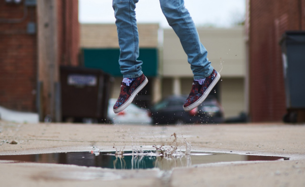 Попробуйте вместо конфет «прыжки с воодушевлением».