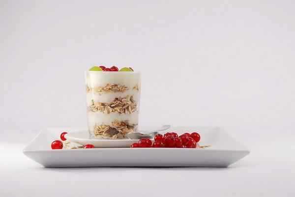 Йогурт — полезный завтрак