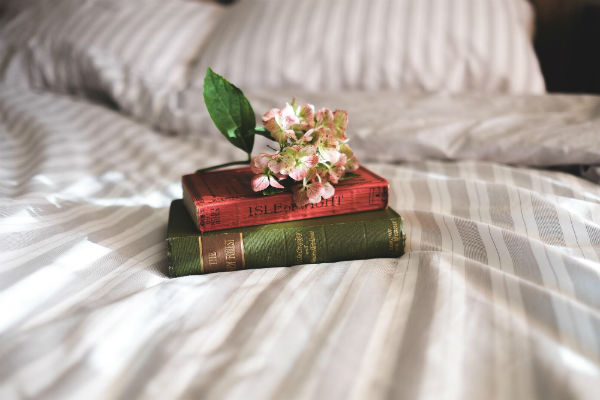 Запахи и образ места помогут вспомнить прочитанное.