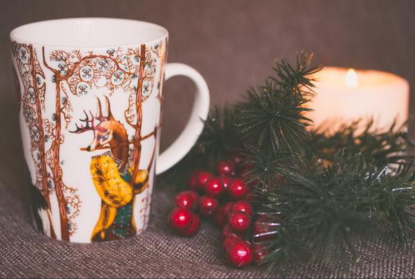 Плед, чаи, свечи и истории. Чудесный декабрь!