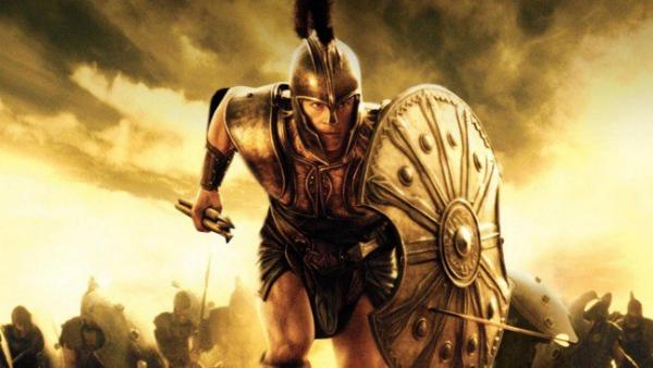 На смену безусому и юному ученику приходит настоящий воин.