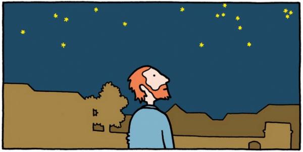 Звездная ночь Ван Гога, или С любовью, Винсент