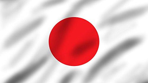 Даже флаг Японии немного напоминает кусочек салями