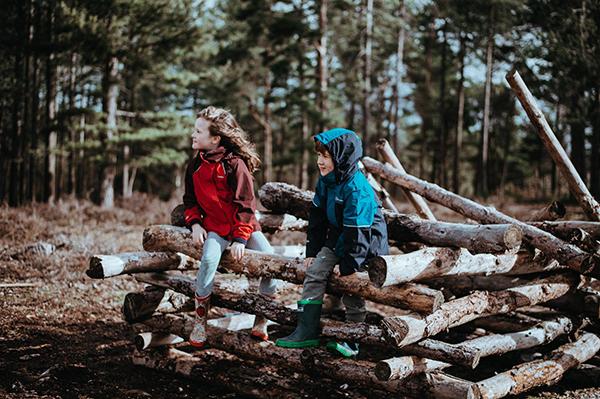 Настоящая стройка интереснее любой детской площадки.