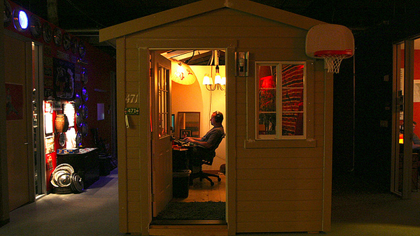 Про офис Pixar мы слышим реже, хотя его проектировал Стив Джобс