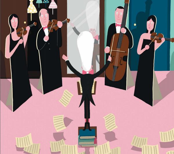 Придумали «Школу музыки» Майриг Боуэн — директор Челтнемского музыкального фестиваля, и его жена Рейчел, которая преподает пение и аккомпанемент в музыкальной школе.