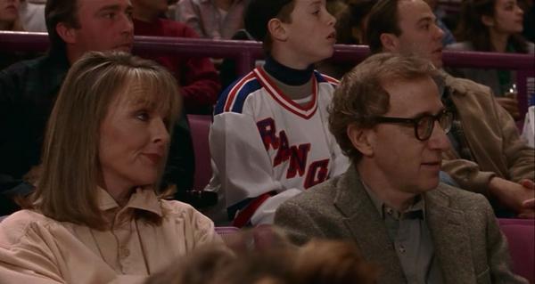 Manhattan Murder Mystery (1993). Китон и ее отношение к хоккею