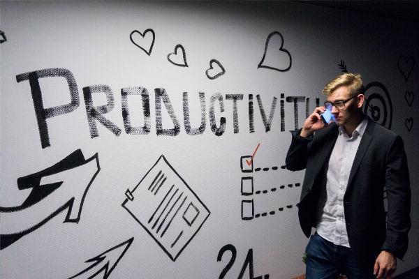 Бесконечное повышение продуктивности иногда лишь прикрывает внутреннюю неудовлетворенность