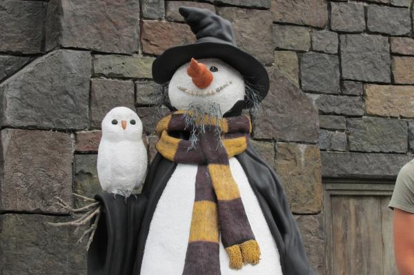 И друга для снеговика тоже слепите!