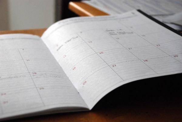 Не спешите забивать календарь под завязку. Добавьте гибкости