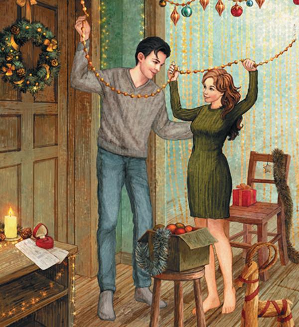 Роскошный подарок на новогодние праздники: красивая полиграфия, легкое повествование, уютные, знакомые читателям по прошлой книге Нового года иллюстрации Галины Егоренковой. Это книга о том, как Рождество и Новый год приходят в нашу жизнь в 21 веке.