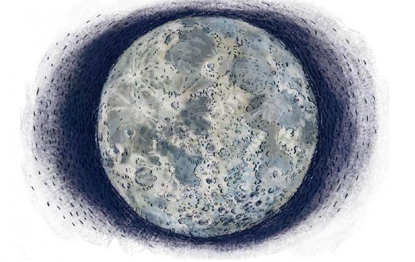 Хочешь узнать, как далеко ты мог бы прыгнуть, если бы находился на Луне? Выйди во двор с мелом и рулеткой.