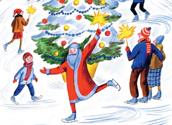 Самую фантастическую новогоднюю вечеринку организуют в Берлине. Протяженность улицы, занятой праздничным весельем, достигает двух километров, а фейерверки гремят больше часа