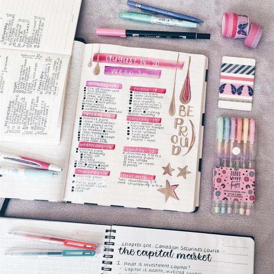 Советы по ведению Дневника