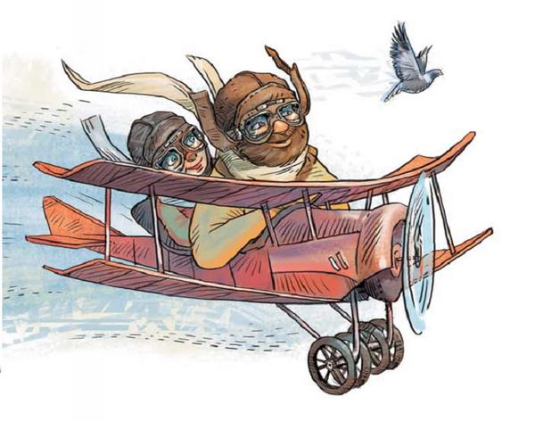 Самолёты увлекают нас к новым высотам не только физически. Интерес к авиации — это стремление постичь неизведанное и быть выше всех. Отличная «пища» для пытливого ума ребёнка!