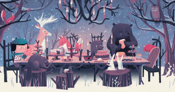 … и это лишь начало чудесной истории «Дерево желаний». Прекрасная сказка Кио Маклиар и Криса Тёрнхама учит добру, взаимопомощи, вере в себя, целеустремленности
