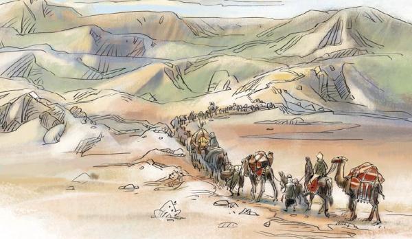 Начнём с прошлого и отправимся в приключения вместе с великими путешественниками — Колумбом, Марком Поло, Магелланом, Берингом. Нам поможет любимый детьми и взрослыми персонаж — Чевостик