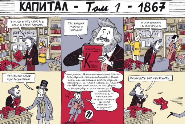 Вышедший в 1867 году первый том «Капитала» не пользовался популярностью