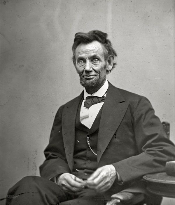 Авраам Линкольн, умнейший человек, который тоже не учился в школе