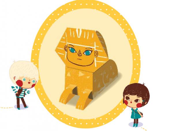 Статуя лежащего сфинкса — один из самых выдающихся памятников Египта. Уже около 4500 лет он охраняет три великие пирамиды в Гизе.