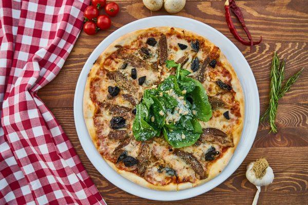 Нет возможности заказать пиццу? Печально, но ведь можно найти взамен более здоровую, полезную еду.