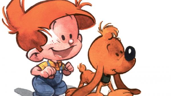 Мальчик Бобби и его кокер-спаниель Билл — настоящие друзья. Они всё делают вместе: играют, веселятся, хулиганят, справляют Новый год.
