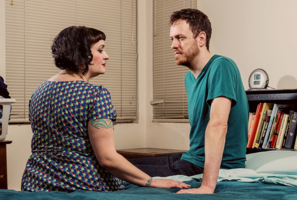 Через несколько месяцев, на одном из собраний больных Паркинсоном, Элизабет познакомилась с Джозефом, у которого были похожие симптомы.