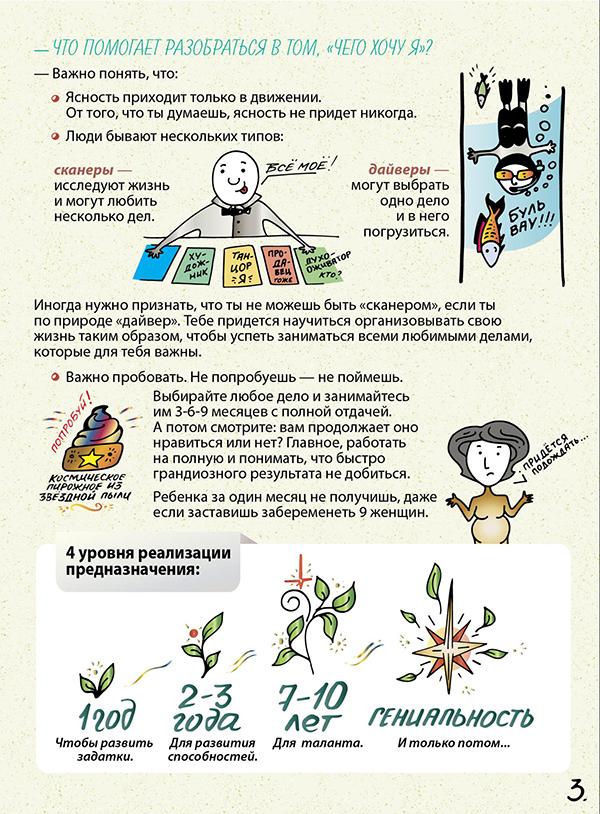 Краткий гид по изменениям: графическое интервью с Ларисой Парфентьевой