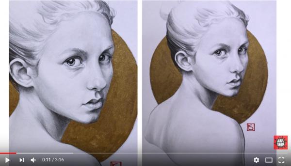 Занимательные видео о картинах и художниках. Пополняется редко, рассказывает быстро: о Мона Лизе — за семь минут, о Малевиче — за три.