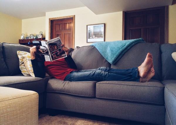 Даже самый способный человек ничего не добьется, если будет просто лежать на диване и предаваться фантазиям